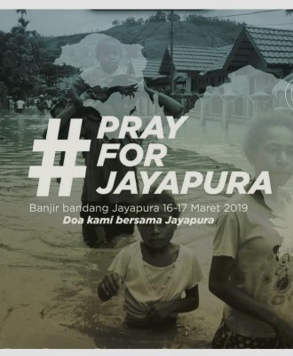 PRAY FOR JAYAPURA